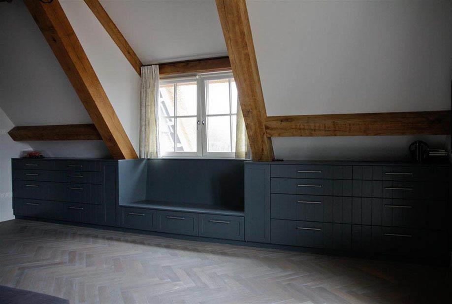 Interieurwerk particulier nijland interieur for Interieur particulier