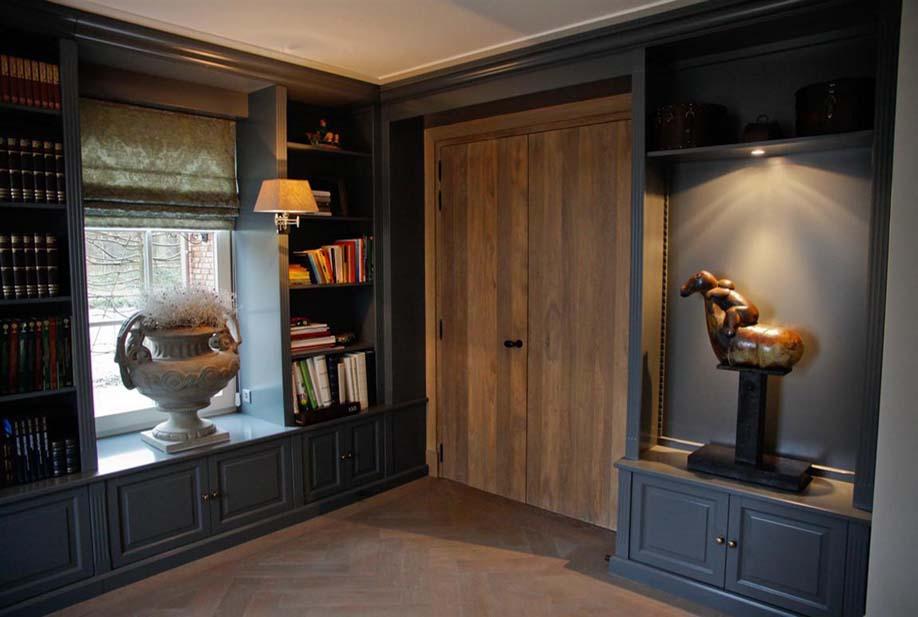 Interieurwerken nijland interieur meubelmakerij for Interieur particulier